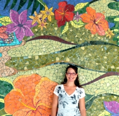 Mosaic Art Retreats Laurel True