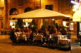 Dining in Italy