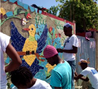 Global Mosaic Project, Haiti