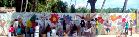 Global Mosaic Project, Haiti
