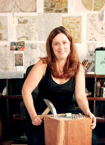 Rachel Sager Mosaic Art Retreats