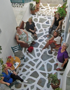 Mosaic Art Retreats Greece