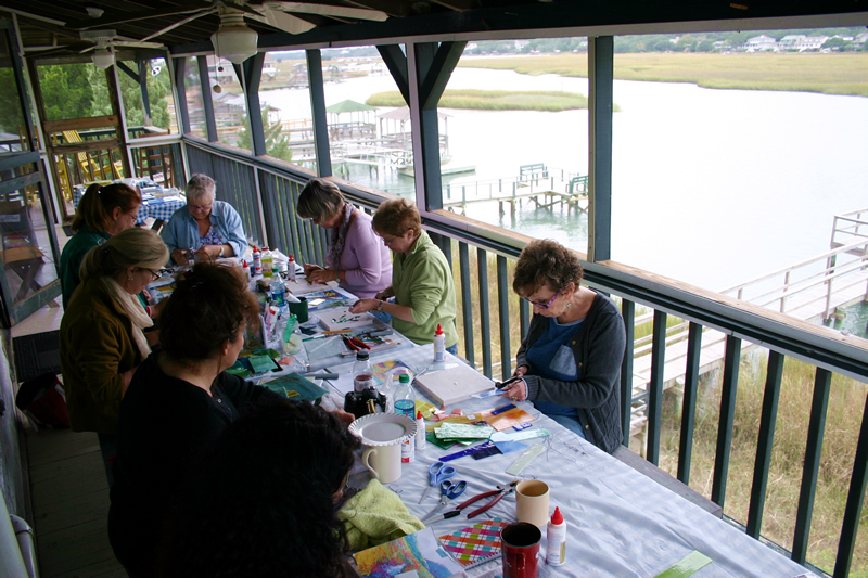 Mosaics on the Marsh 2013