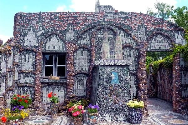Paris Provence Mosaic Tour