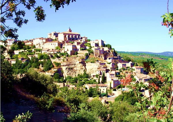 Paris Provence Travel