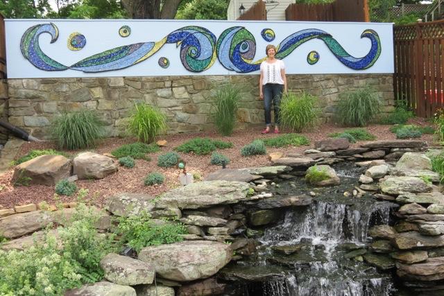 Bonnie Fitzgerald Hacienda Mosaico