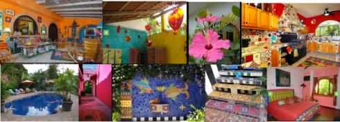 Hacienda Mosaico Workshop