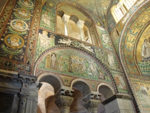 Italy with Kismet Mosaic